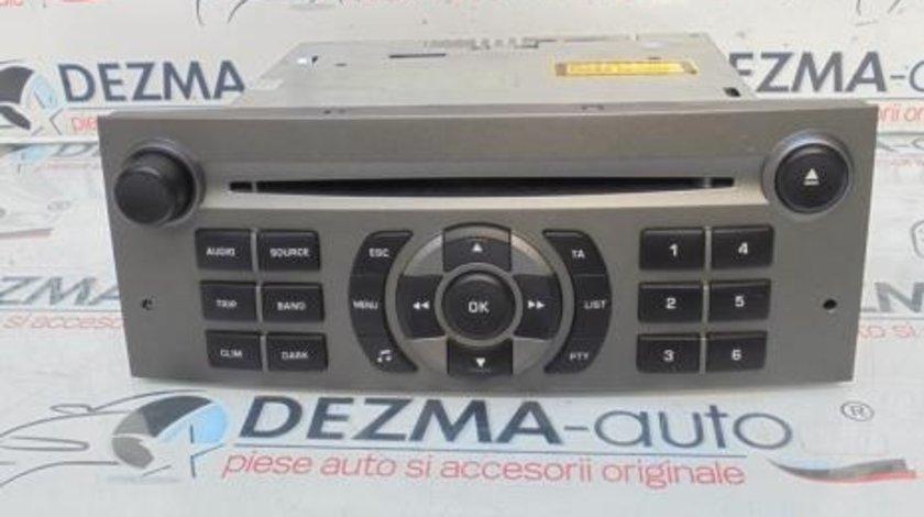Radio cd, Peugeot 407 SW