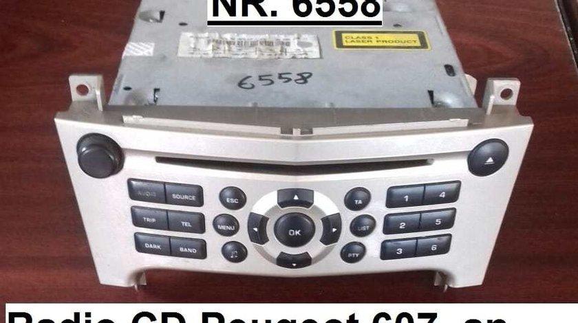 Radio CD Peugeot 607