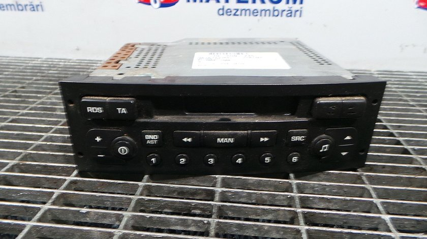RADIO CD PEUGEOT PARTNER PARTNER - (2003 2008)