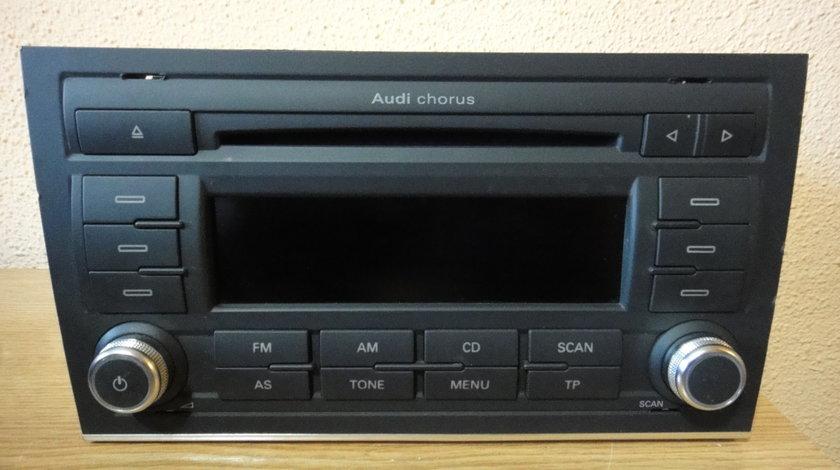 Radio Cd Player 2din Audi A4 B7