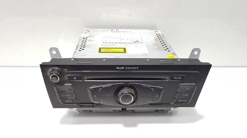Radio cd player , 8T2035186B Audi A4 (8K2, B8) (id:374149)