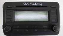 RADIO / CD PLAYER AUTO BLAUPUNKT COD 1K0035186L / ...