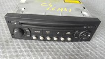 Radio cd player auto citroen c4