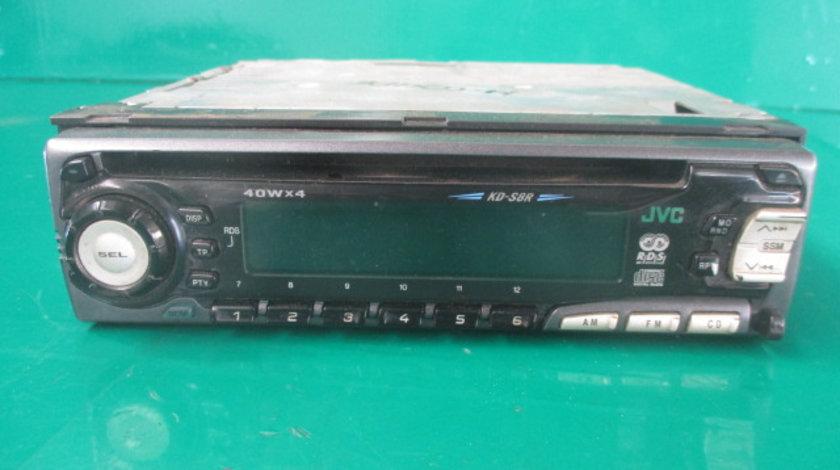 RADIO / CD PLAYER AUTO JVC COD KD-S8R HYUNDAI COUPE GK FAB. 2001 - 2009 ⭐⭐⭐⭐⭐