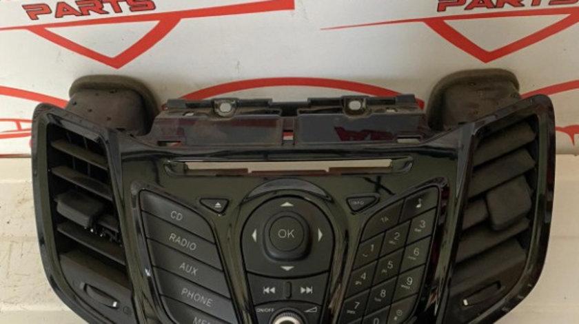 Radio CD Player AV1T18K811DC Ford Fiesta MK7 2014 (nr.24)