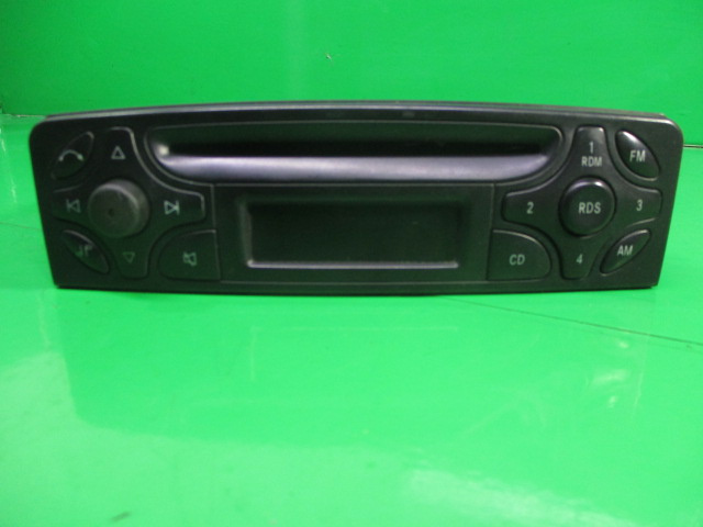 RADIO CD PLAYER COD A2038201786 MERCEDES BENZ C-CLASS W203 FAB. 2000 – 2007 ⭐⭐⭐⭐⭐