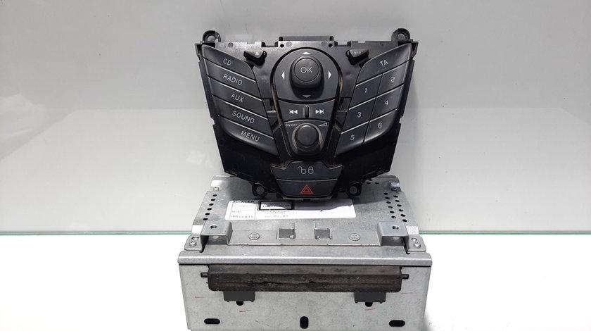 Radio cd player cu butoane, Ford Fiesta 6 [Fabr 2008-prezent] 8A6T-18C815-BM (id:431607)