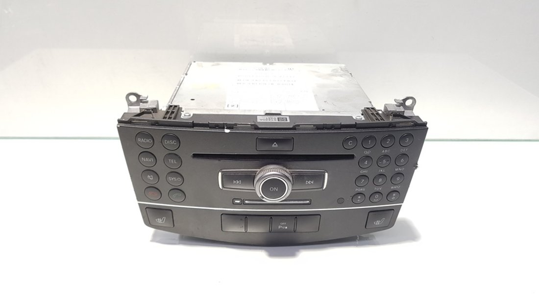 Radio cd player cu navigatie, Mercedes Clasa C (W204) A2049061002 (id:393705)