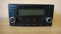 Radio Cd Player delta Original Volkswagen Touareg ...