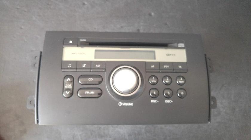 Radio cd player fiat sedici suzuki sx4 39101-79j0