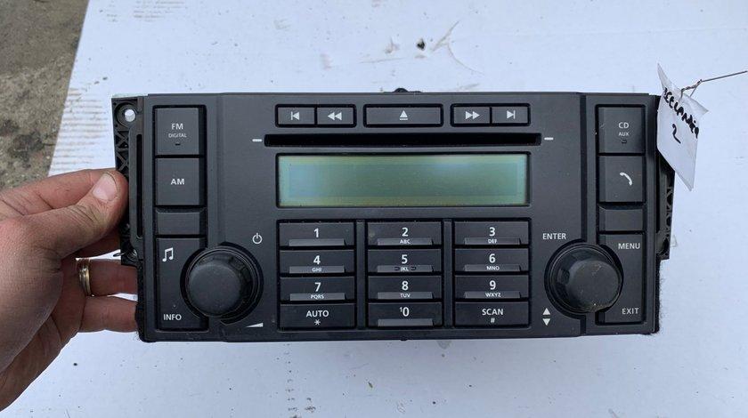 Radio CD Player Land Rover Freelander 2 2006-2014