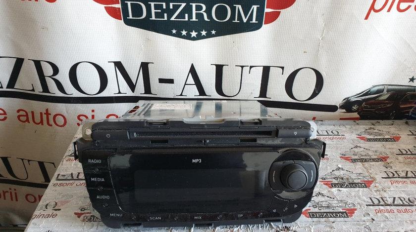 Radio CD-Player MP3 Seat Leon 1P Facelift cod piesa : 1P0035153D