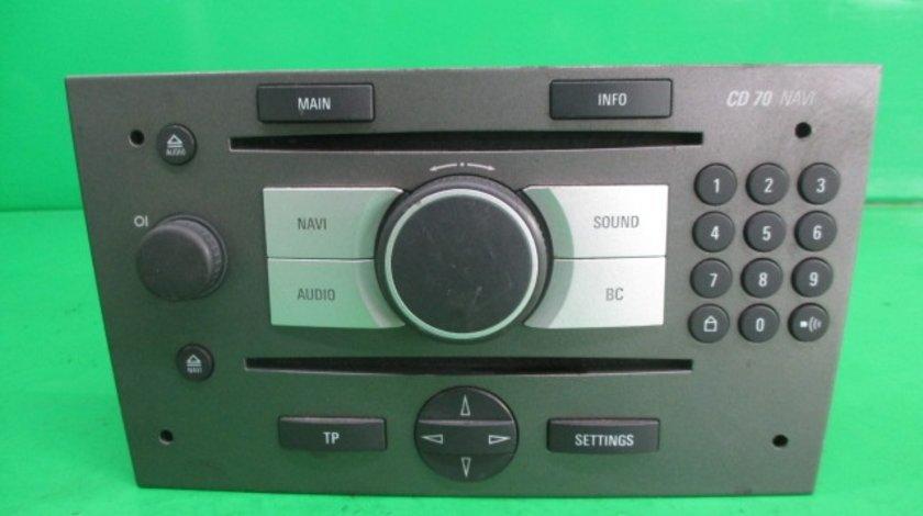 RADIO / CD PLAYER / NAVIGATIE COD 383555646 / 13188477 OPEL VECTRA C FAB. 2002 – 2009 ⭐⭐⭐⭐⭐