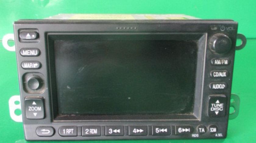 RADIO CD PLAYER / NAVIGATIE COD 39541-S9A-G011-M1 HONDA CR-V 2 4X4 FAB. 2001-2006 ⭐⭐⭐⭐⭐