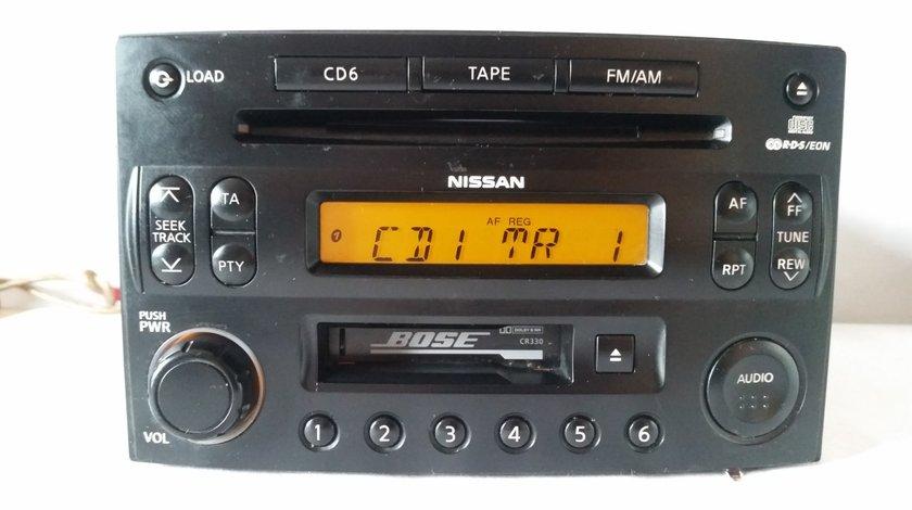 Radio Cd Player Nissan 350