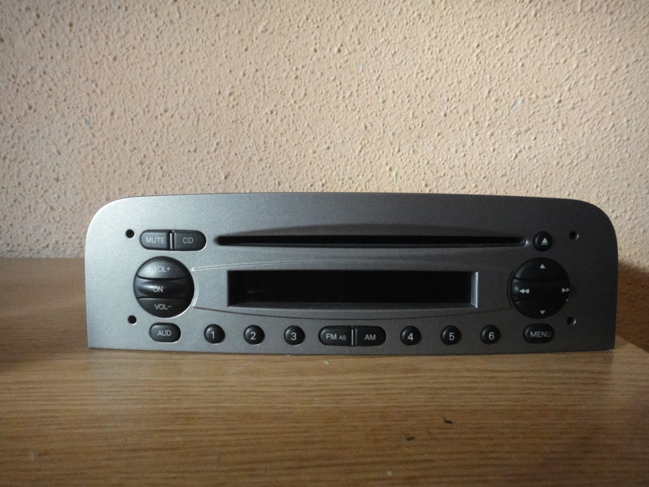 Radio Cd Player OEM Alfa Romeo 147