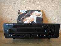 Radio Cd Player OEM BMW Bussines Seria 3 E90 Seria 1 E87