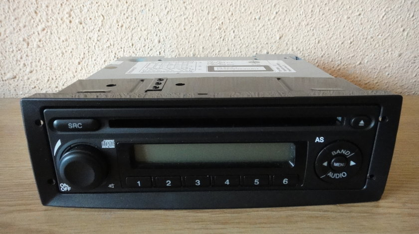 Radio Cd Player OEM Fiat Doblo 263