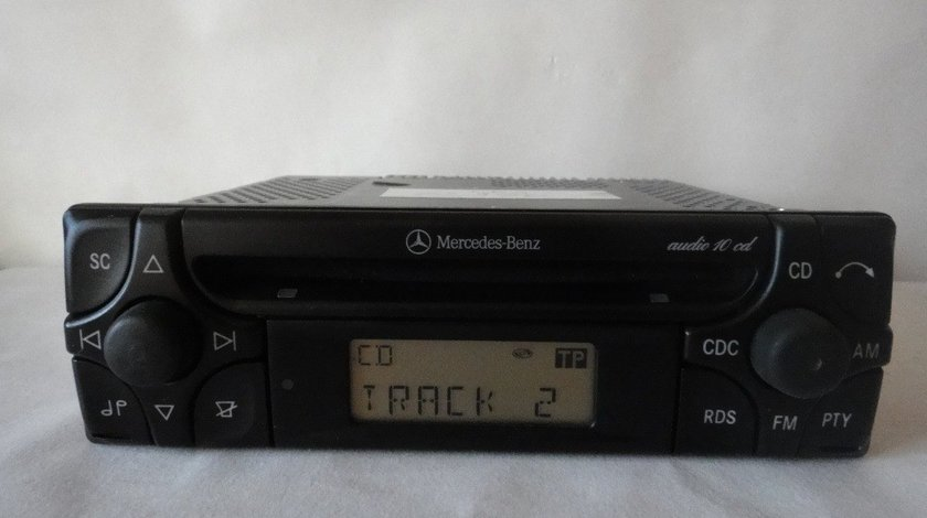 Radio Cd Player OEM Mercedes Audio 10 Cd