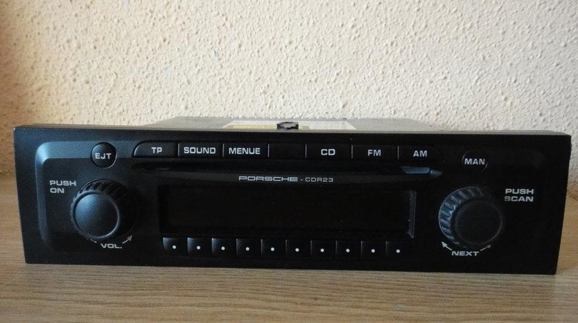 Radio Cd Player OEM Porsche Chayenne Boxster