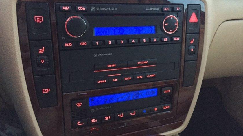Radio Cd Player OEM Volkswagen Rhapsody