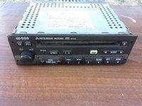 Radio CD Player Original Mitsubishi Pajero 2000-2006