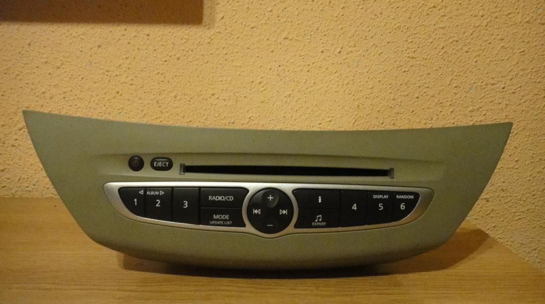 Radio Cd Player Original Renault Laguna 3 Updatelist
