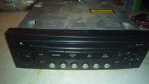 Radio,cd,player,Peugeot,307,407,206,207