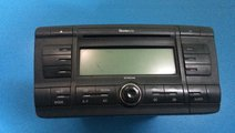 Radio CD Player Skoda Octavia 2 1Z0035161A