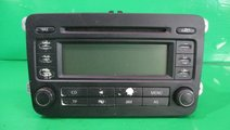 RADIO CD PLAYER VW GOLF 5 FAB. 2003 - 2009 ⭐⭐...
