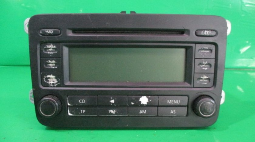 RADIO CD PLAYER VW GOLF 5 FAB. 2003 - 2009 ⭐⭐⭐⭐⭐