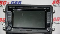 Radio CD RCD 510 VW Golf 6 cod: 3C8035195F model 2...