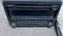 Radio cd rcd310 pentru VW cod:5m0035186j