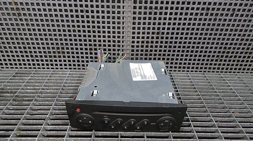 RADIO CD RENAULT CLIO CLIO - (2005 2012)