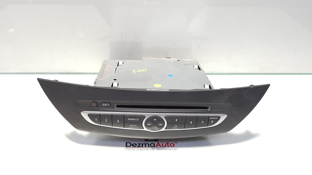 Radio cd, Renault Laguna 3, 281150013R (id:392449)