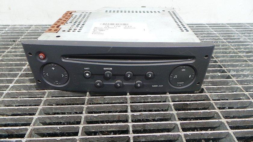 RADIO CD RENAULT MASTER MASTER - (2002 None)