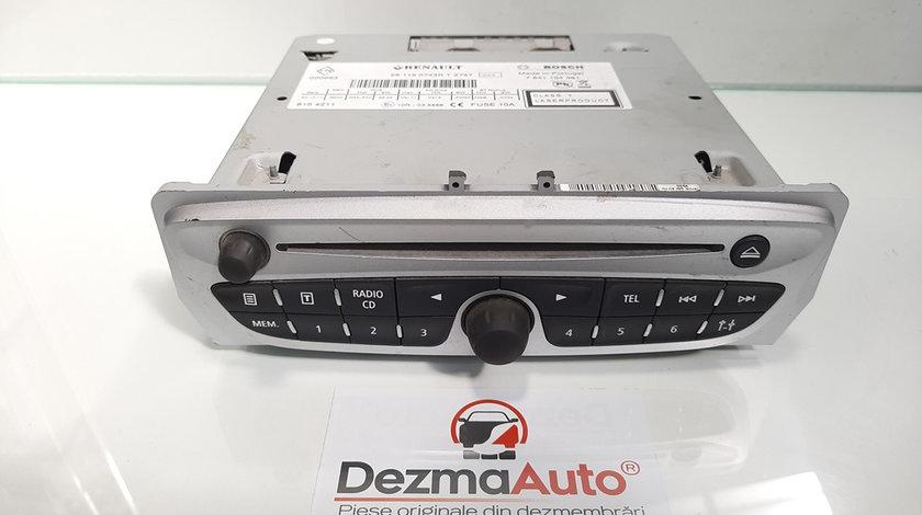 Radio cd, Renault Megane 3 Sedan [Fabr 2009-2015] 281150743R