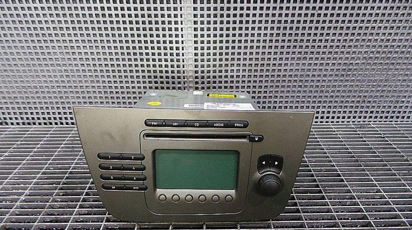 RADIO CD SEAT ALTEA --- (2004 - 2009)