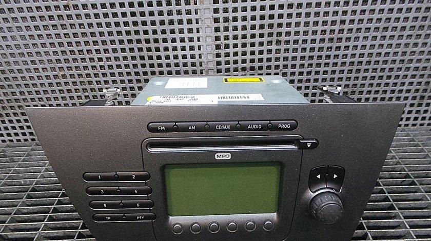 RADIO CD SEAT LEON --- (2006 - 2012)