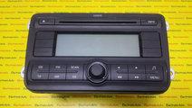 Radio CD Skoda Fabia 2, 5J0035161A