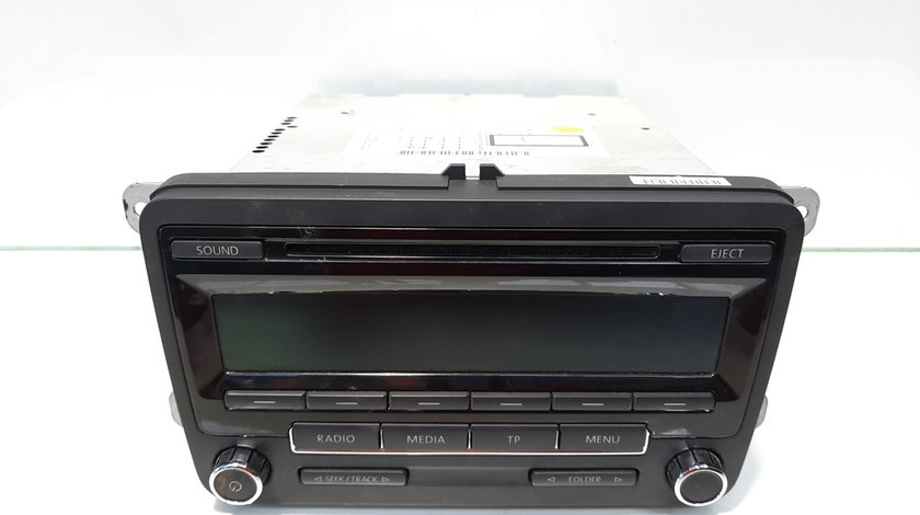 Radio cd, Skoda Rapid (NH3) [Fabr 2012-prezent] 6JA035186