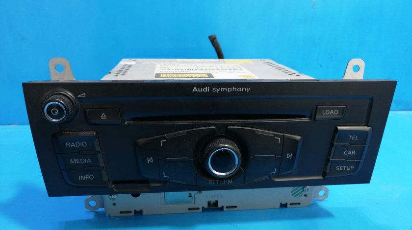 Radio CD Symphony Audi A4 B8 8t2035195h