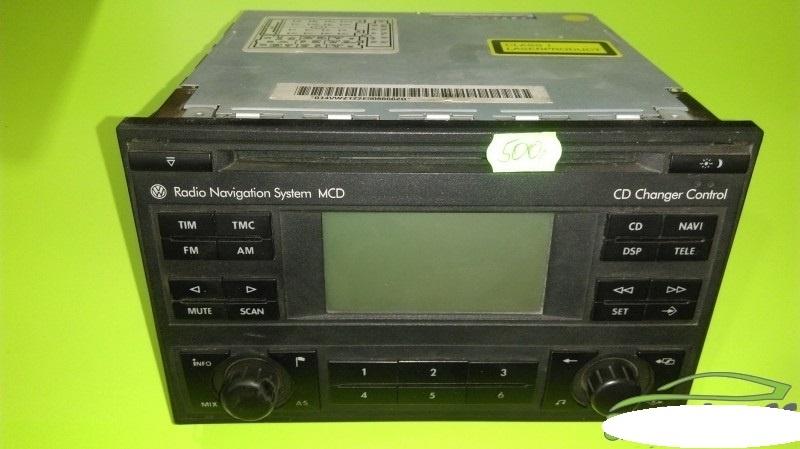 Radio CD Volkswagen Golf IV 1.9 TDI