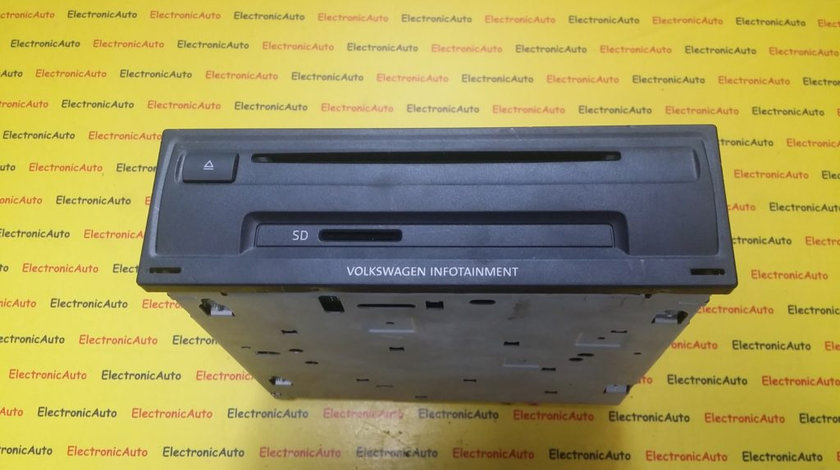 Radio CD VW, 5G0035819A, CQSV23F0AEA