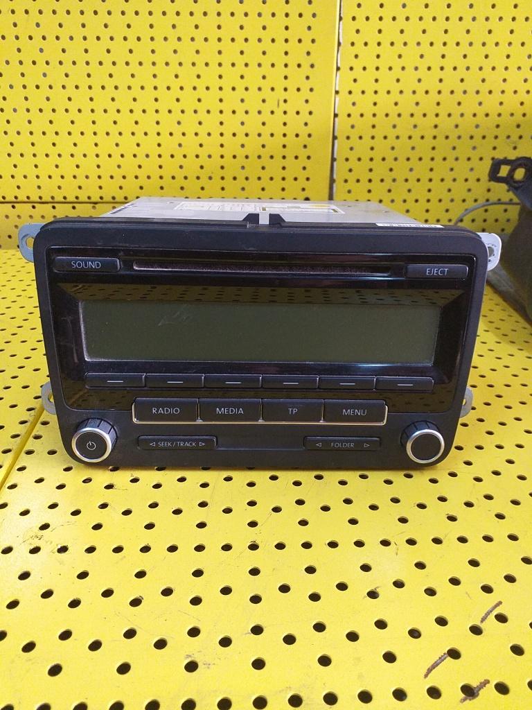 Radio cd Vw Golf 5 1K0035186AA 7647201360 Blaupunkt