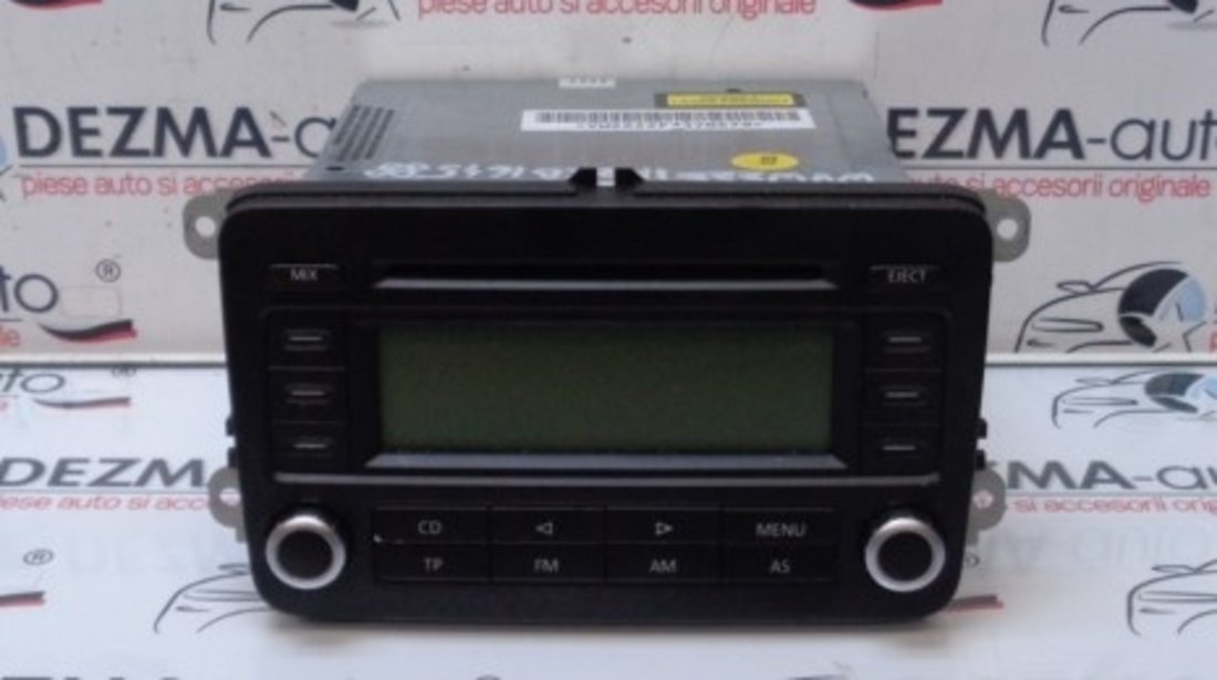 Radio cd, Vw Golf 5 (1K1)