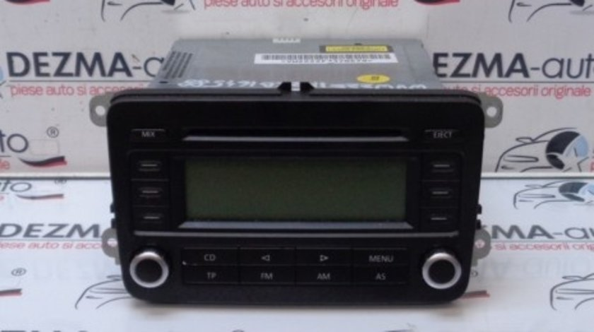 Radio cd, Vw Golf 5 (1K1)