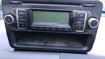 Radio CD VW Golf 5 6, Jetta, Passat, Touran 1K0035...