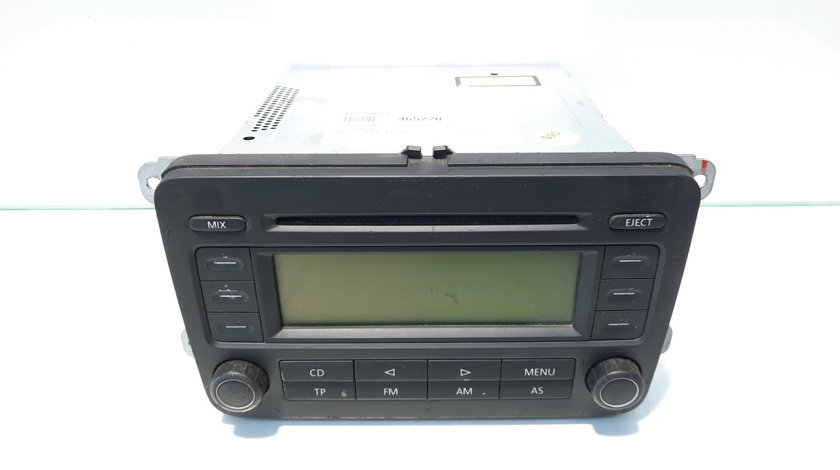 Radio CD, VW Golf 5 Plus (5M1) (id:465220)
