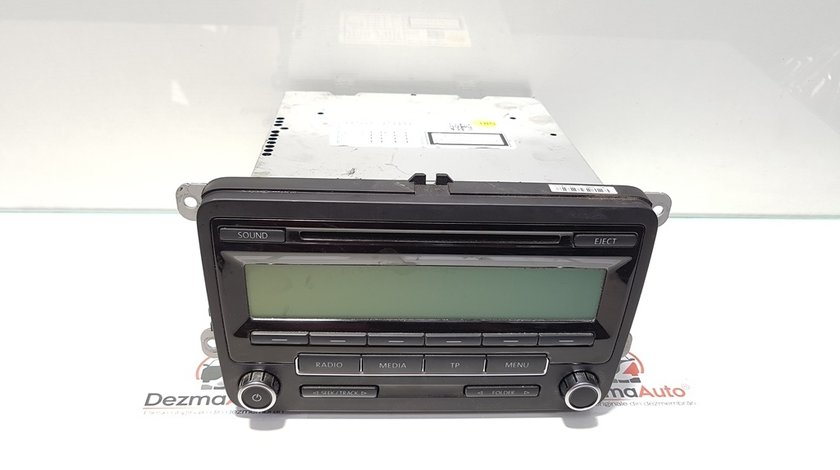 Radio cd, Vw Golf 6 (5K1) cod 1K0035186AA (id:364659)
